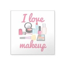 Ilovemakeup Sticker