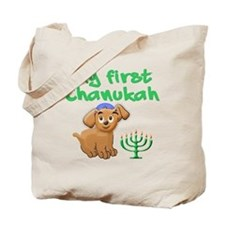 My first Chanukah Tote Bag
