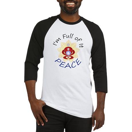Full of Peace Baseball Jersey