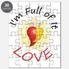 Full of Love Puzzle