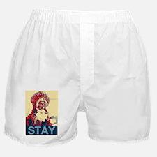 Obama Dogs Boxer Shorts
