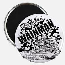 515 Frankie Wainman Jr Magnet