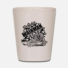 515 Frankie Wainman Jr Shot Glass