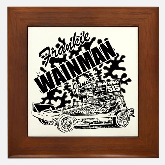 515 Frankie Wainman Jr Framed Tile