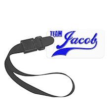 Team Jacob Luggage Tag