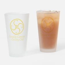 Cascade Campus Cycling Club Drinking Glass