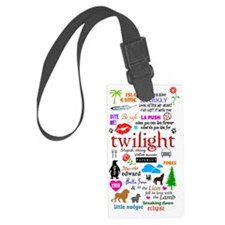 Twilight Luggage Tag