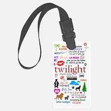 Twilight Luggage Tag