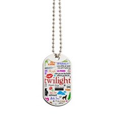 Twilight Dog Tags