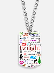 Twilight Dog Tags