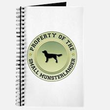 Munsterlander Property Journal