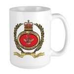 The Masonic Badge Large Mug