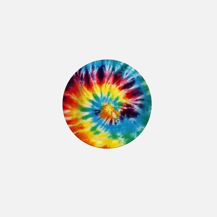 Tie Dye! Mini Button