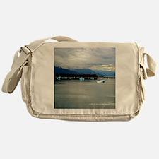 Tracey Arm Fjord Messenger Bag