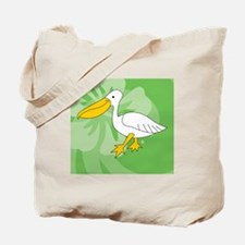 Pelican Gel Mousepad Tote Bag