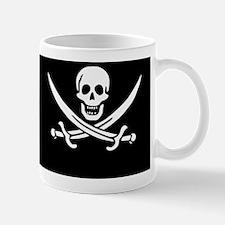 Calico Jacks Pirate Flag Mug