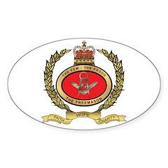 Masonic Pride Oval Sticker