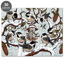 Chickadees Puzzle