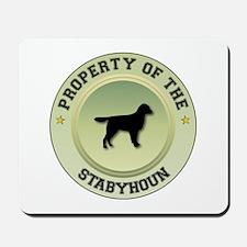 Stabyhoun Property Mousepad