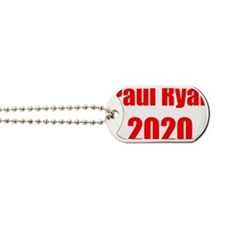 Paul Ryan 2020 Dog Tags