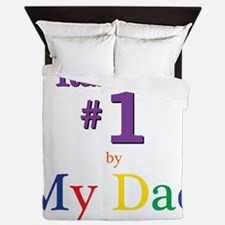 Ranked #1 by My Dad (SEO) Queen Duvet