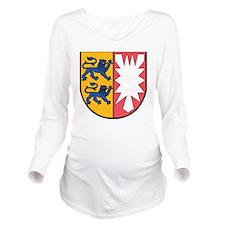 Schleswig-Holstein W Long Sleeve Maternity T-Shirt