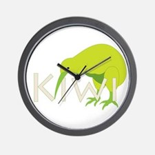 Kiwi Designs Wall Clock