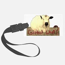 Global Warming? Luggage Tag