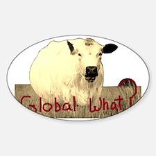 Global Warming? Decal