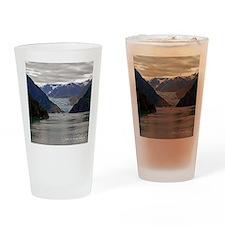 Tracy Arm Glacier Drinking Glass
