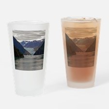 Tracy Arm Glacier Drinking Glass