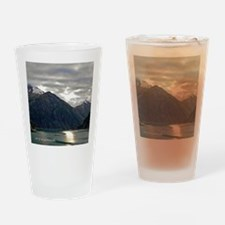 Tracy Arm Fjord Drinking Glass