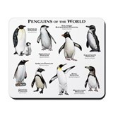 Penguin Mouse Pads