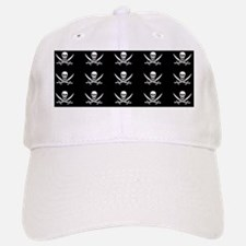 Calico Jacks Pirate Flag Pattern Baseball Baseball Cap