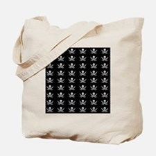 Calico Jacks Pirate Flag 2 Tote Bag