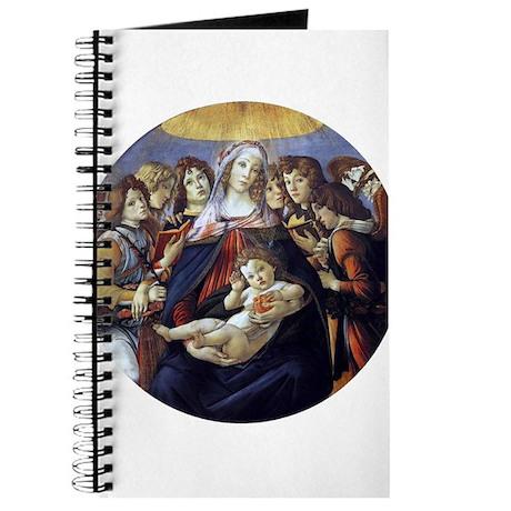 Madonna of the Pomegranate - Botticelli Journal