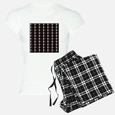 Blackbeard Pirate Flage Edw Pajamas