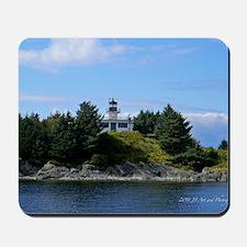 Ketchikan Lighthouse Mousepad
