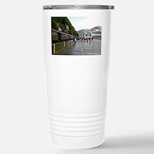Railway and Cruise Ship Travel Mug
