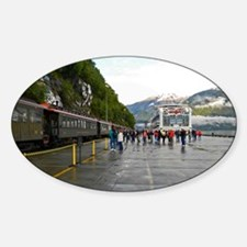 Railway and Cruise Ship Decal