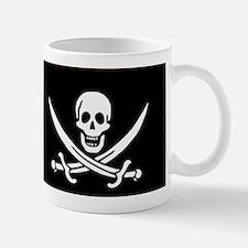 Calico Jacks Pirate Flag Small Small Mug