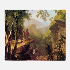 Asher Brown Durand Kindred Spirits Throw Blanket