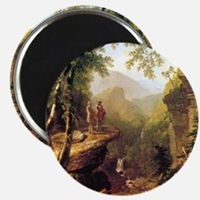Asher Brown Durand Kindred Spirits Magnet
