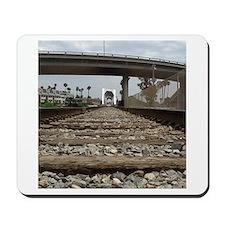 Tracks Mousepad