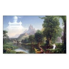 Thomas Cole Voyage Of Life You Decal