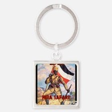 German East Africa T-Shirt Square Keychain