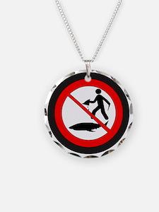 Stop Shark Finning Necklace