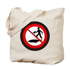 Stop Shark Finning Tote Bag