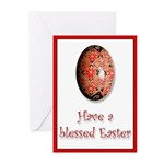 Have a blessed Easter - Easter Cards (10pk)