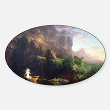 Thomas Cole Voyage Of Life Childhoo Decal